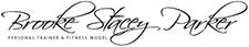 Brooke Stacey Mobile Logo