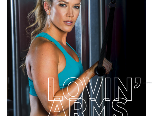 NEW Womens Health Fitness Australia Cover Workout Spread