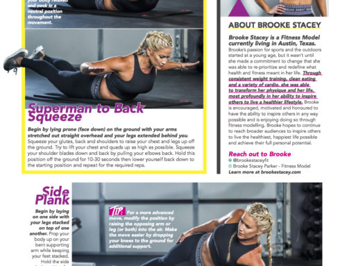 Fitness Magazine South Africa – Summer 2018 Fat Loss Issue